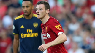 ​Robertson wants to spend rest of career with Liverpool