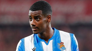 Real Sociedad striker Isak: Spanish football suits me well