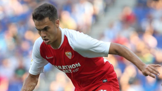 Reguilon happy to still be playing for Sevilla coach Lopetegui