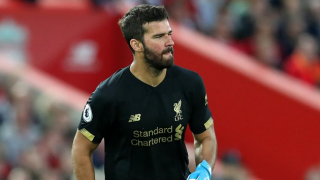 Liverpool could have already triggered Alisson extension