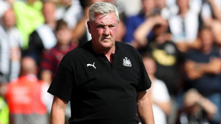 Newcastle boss Bruce convinced by quality of winger Saint-Maximin