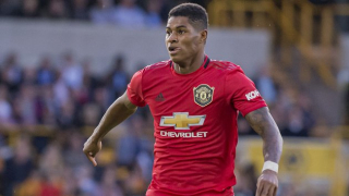 Man Utd forward Rashford: Liverpool didn't deserve anything