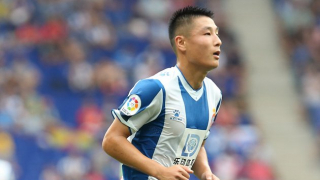 Chinese sensation Wu Lei happy with Espanyol impact
