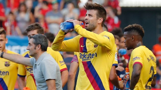 Barcelona defender Pique slams 'circus': The media kills you