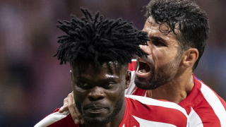 ​Arsenal prioritising move for Atletico Madrid star Thomas Partey