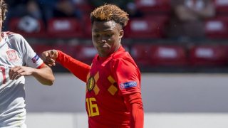 Released Man Utd winger Ramazani in Almeria talks