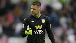 Man Utd in talks with Aston Villa goalkeeper Tom Heaton