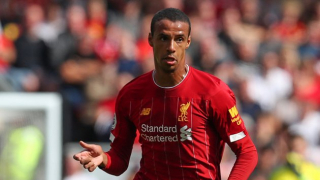 Liverpool defender Matip declares himself fit for Man Utd clash