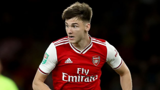 Arsenal defender Tierney: Seeing Martinelli train a mindblower