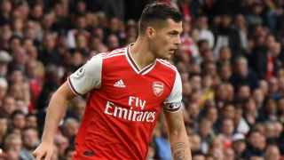 Arsenal boss Emery praises Xhaka for comeback defeat