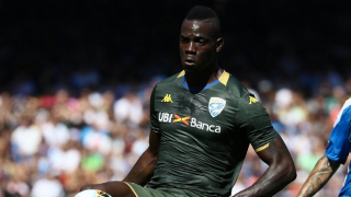 Brescia striker Balotelli thanks Verona players for 'solidarity'