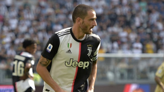​Juventus defender Bonucci rejects Man City approach