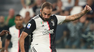 Higuain delighted to score in Juventus win