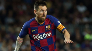 Barcelona striker Braithwaite: I want to help Messi win more Ballons d'Or