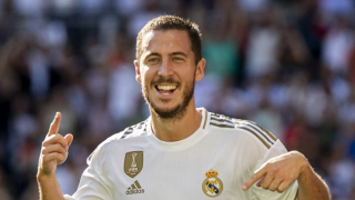 Real Madrid midfielder Hazard 'happy' to be on scoresheet
