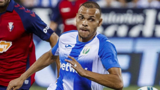 Barcelona striker Braithwaite tribute to former club Leganes