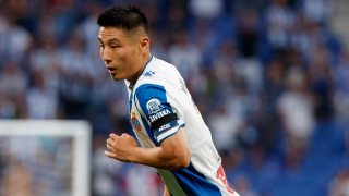 Espanyol striker Wu Lei on Besiktas radar
