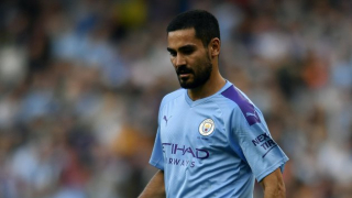 ​Man City midfielder Gundogan: Players jealous I've worked with Klopp & Guardiola