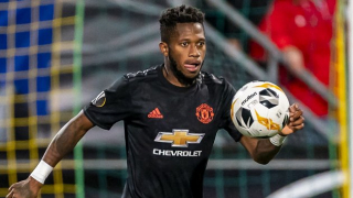 Carrick praises Fred for rescuing Man Utd career
