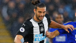 Newcastle midfielder Hayden: Carroll creates chaos