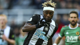 Willems full of praise for Newcastle pal Saint-Maximin