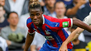 Crystal Palace boss Hodgson: We can't relax over Zaha transfer talk