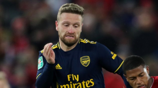 Mustafi insists not time to consider future at Arsenal