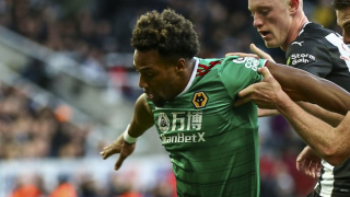 ​Wolves star Ruben Neves hails Adama Traore potential