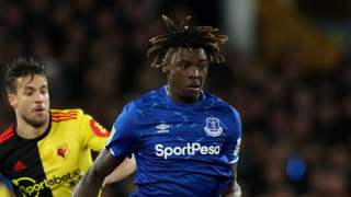 Roma go for Everton striker Kean and Chelsea veteran