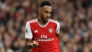 Arsenal striker Aubameyang top of January agenda for Barcelona