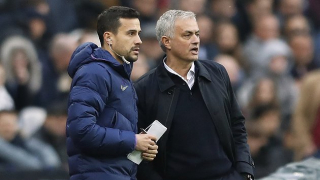 Tottenham boss Mourinho: I'm hoping better attitude