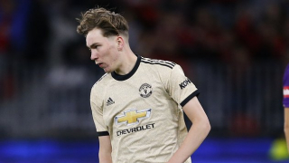 James Garner waiting for Man Utd loan green light