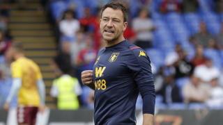 Aston Villa assistant coach John Terry not thinking about manager job