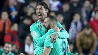 Sergio Ramos: Any Real Madrid player would've done the same as Fede Valverde