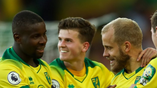 DONE DEAL: Norwich fullback Philip Heise welcomes Nurnberg move