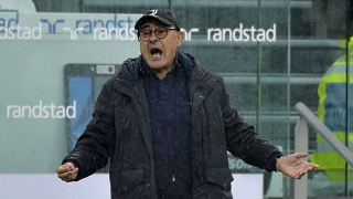 Juventus coach Sarri slams attitude for Hellas Verona shock
