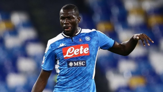 Napoli determined to get top price for Man Utd target Koulibaly
