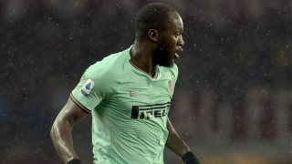 Inter Milan wing-back Candreva: Golden boy Lukaku just exceptional