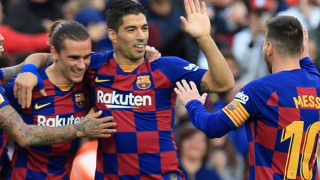 Barcelona midfielder Sergi Busquets: We can win everything this season