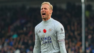 Leicester goalkeeper Schmeichel on Man Utd target Maddison: Sky's the limit