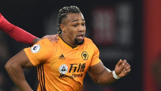 Neves confident Adama happy at Wolves