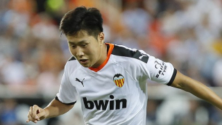 Kang-in Lee stalling new contract talks with Valencia