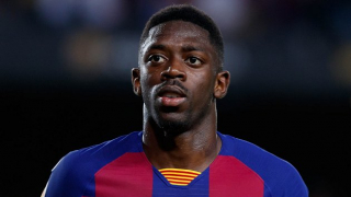 Man Utd ponder surprise move for Barcelona crock Ousmane Dembele