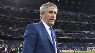 Barcelona coach Setien defends players for draw at Celta Vigo
