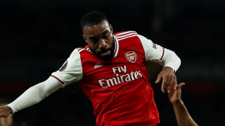 Atletico Madrid in contact with reps for Arsenal striker Lacazette