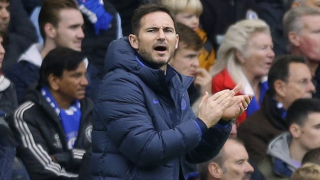 Chelsea manager Lampard sends well wishes to Derby defender Wisdom after stabbing