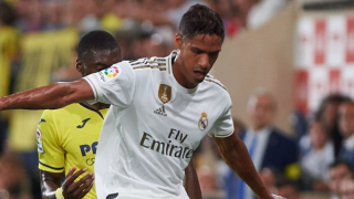 Real Madrid determined to keep Varane from Man City