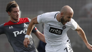 Lokomotiv Moscow beaten by Partizan Belgrade in Parimatch Premier Cup opener