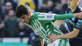 Real Betis targeting three Barcelona additions