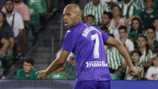 Barcelona striker Braithwaite comfortable how he left Leganes